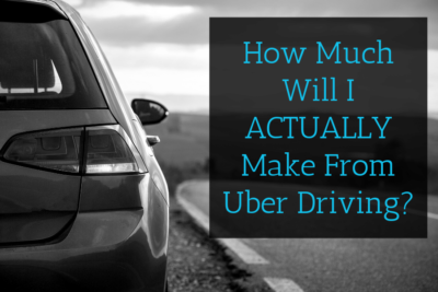 how much will i actually make from uber