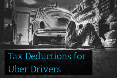 Tax Deductions For Uber Drivers - DriveTax Australia