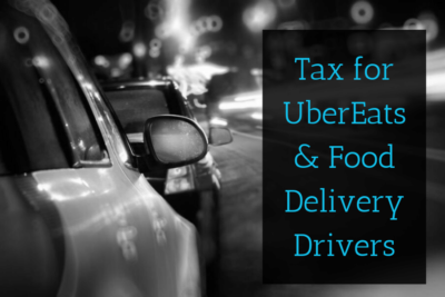 Tax for UberEats & Food Delivery Drivers - DriveTax Australia