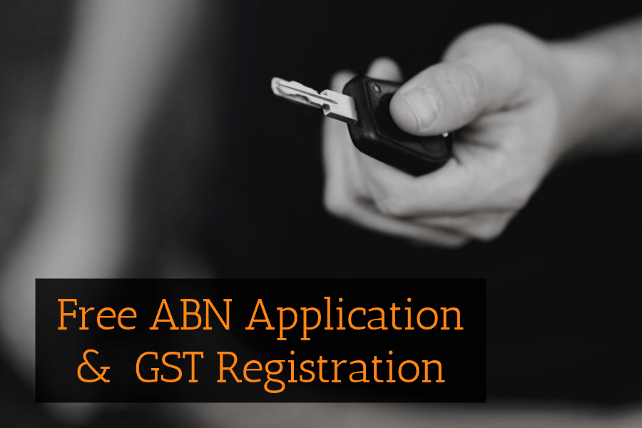 Rideshare ABN and GST Registration