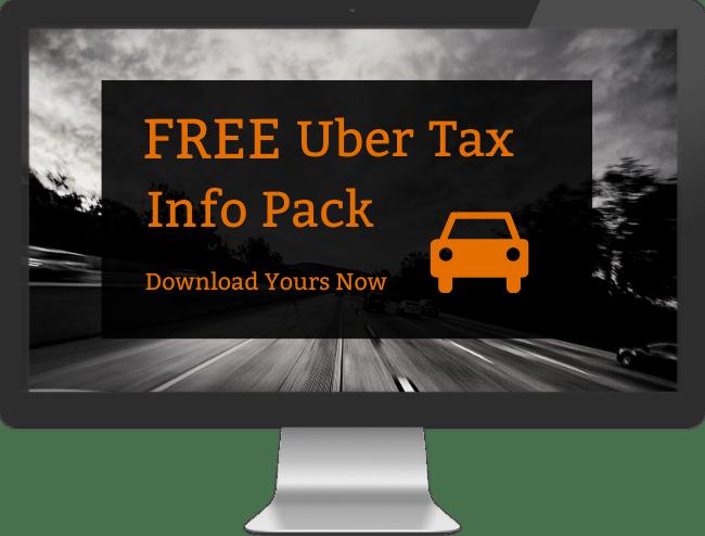 DriveTax Free Uber Tax Info Pack