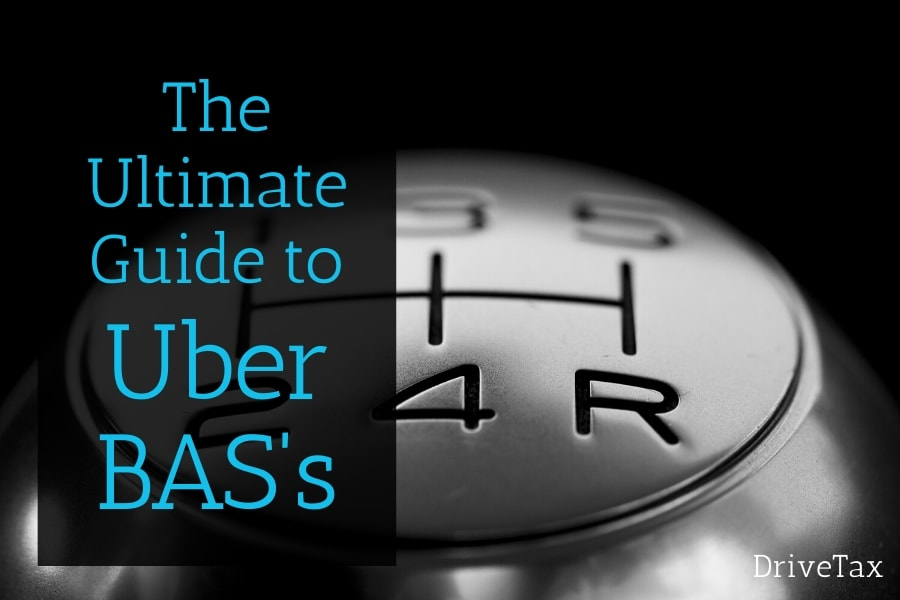 BAS's for Uber Drivers