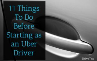 11 Things To Do Before Starting As An Uber Driver