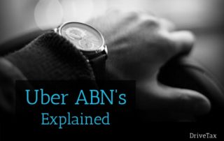 ABNs for Uber and UberEats