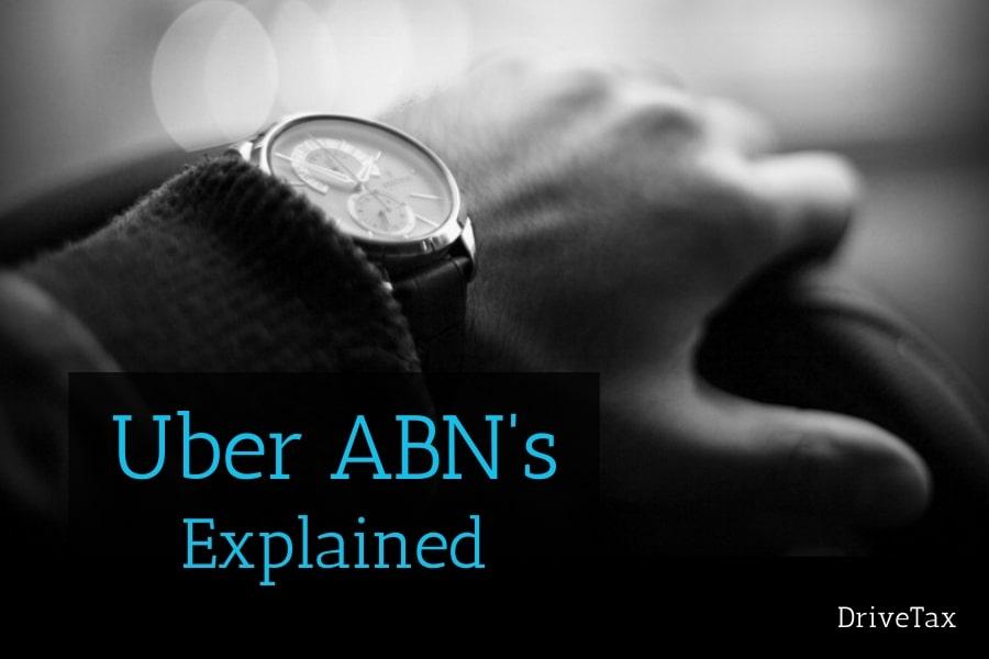 ABN's for Uber & UberEats