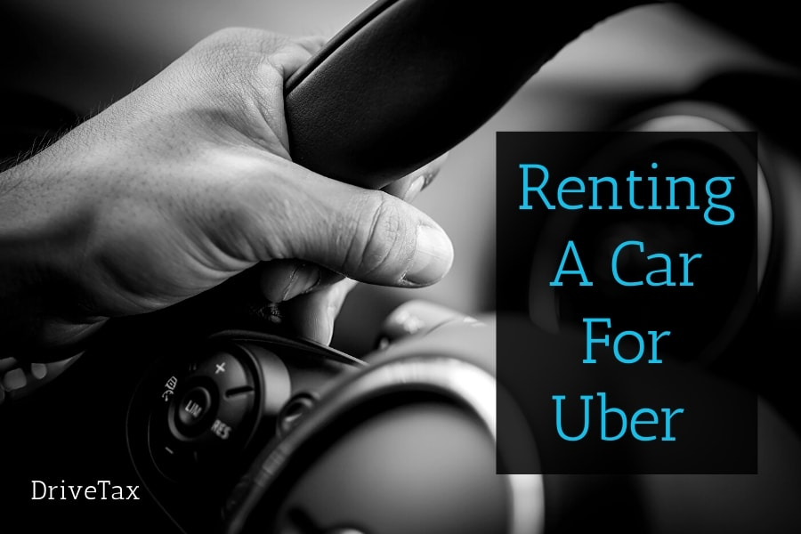 Renting A Car For Uber