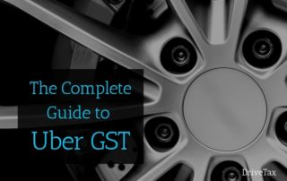 GST for Uber Drivers Complete Guide