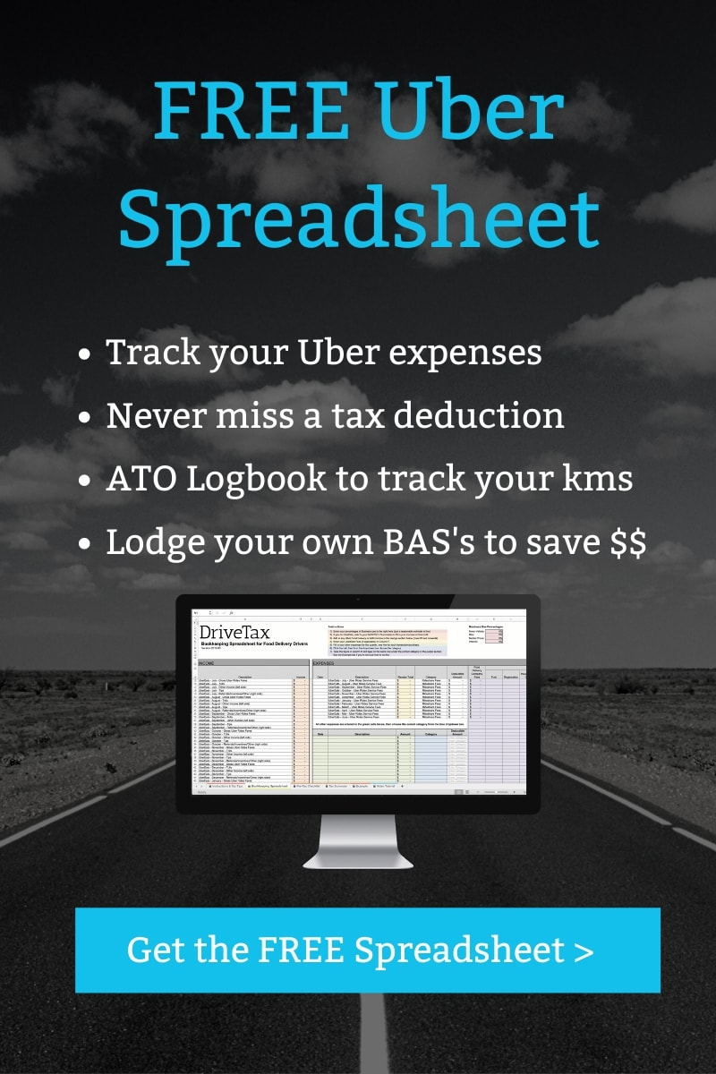 Free Uber Bookkeeping Spreadsheet