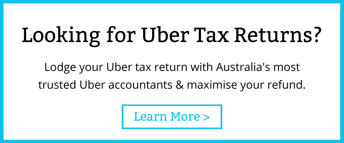 DriveTax Uber Tax Return Lodgment