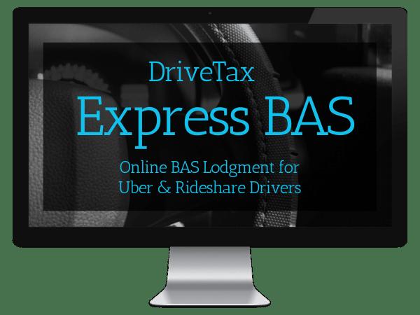 DriveTax Express BAS for Uber Drivers