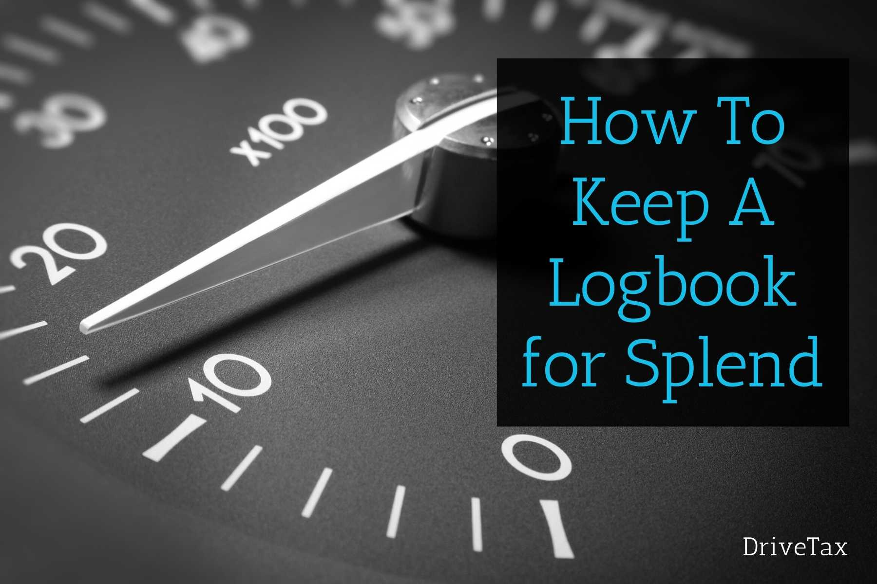 How To Keep An Uber Logbook
